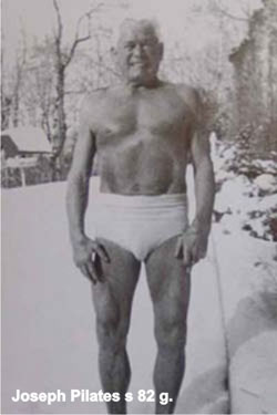 Pilates sa 82 godine