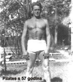 Pilates sa 57 godina